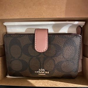 Brand new Coach wallet with tag